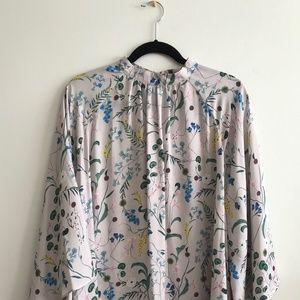H&M x Anna Glover High-neck Dress